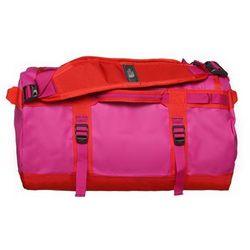 The North Face BASE CAMP XS Torba sportowa fuchsia pink/fiery red