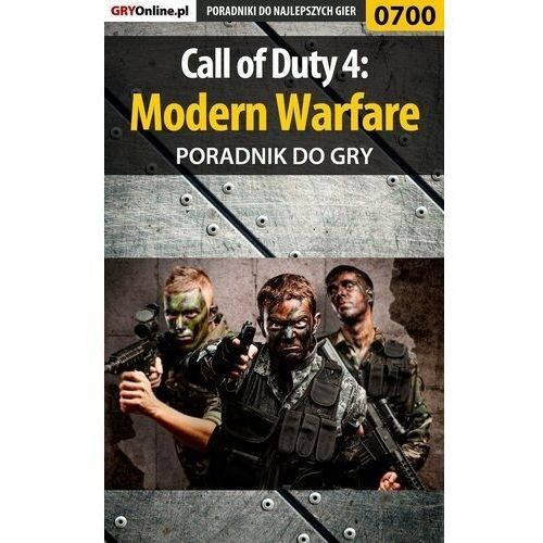 Call of Duty 4: Modern Warfare - poradnik do gry - Krystian Smoszna
