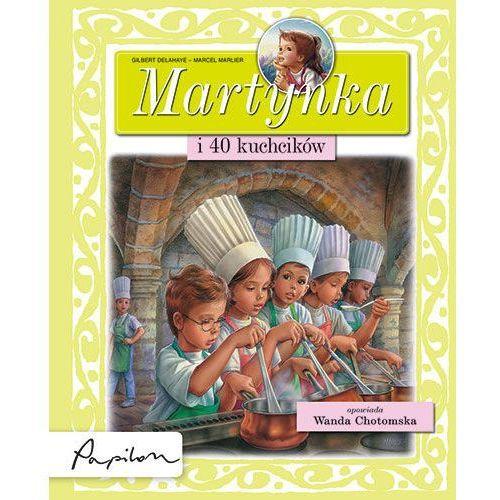 Martynka I 40 Kuchcików (opr. twarda)
