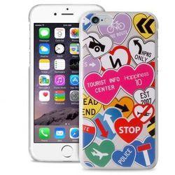 HAPPINESS ROAD - Etui iPhone 6 Odbiór osobisty w ponad 40 miastach lub kurier 24h