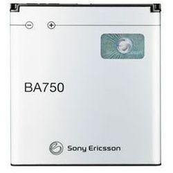 Oryginalna bateria BA750 - 1500mAh - Sony Ericsson Xperia Arc, Arc S Opakowanie Bulk Produkcja 2015