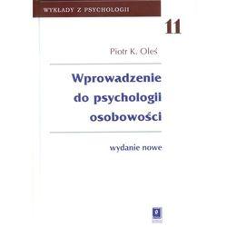 Wprowadzenie do psychologii osobowości (opr. twarda)