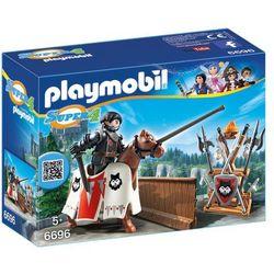 Playmobil  Waleczny rypan, obrońca czarnego barona 6696