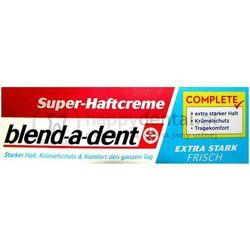 BLEND-A-DENT Extra Stark Frisch 47g - klej do protez zapewniający uczucie świeżości (niebieski)