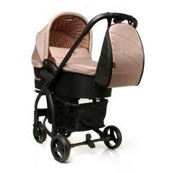 4Baby Atomic wózek dziecięcy wielofunkcyjny 2 w 1 + gondola Beige