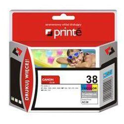 Printe AC38 tusz do Canon iP1900 (CL38) PRO, kolor/ DARMOWY TRANSPORT DLA ZAMÓWIEŃ OD 99 zł