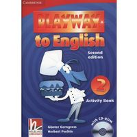 Playway to English 2 (2nd Edition) Activity Book (zeszyt ćwiczeń) with CD-ROM (opr. miękka)