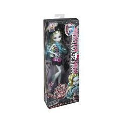 Monster High Czarny dywan Lagoona Blue