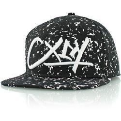 czapka z daszkiem K1X - Tag Speckle black/white (0010)