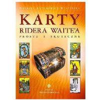 Karty Ridera Waite`a. Proste i skuteczne - Barbara Antonowicz-Wlazińska