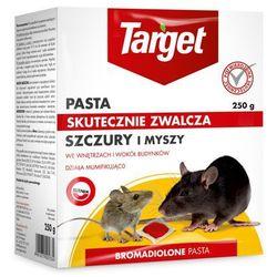 Target 2x Bromadiolone pasta zwalczająca gryzonie - Gwarancja terminu lub 50 zł! - Bezpłatny odbiór osobisty: Wrocław, Warszawa, Katowice, Kraków