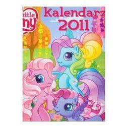 Kalendarz 2011 ścienny Mój kucyk Pony