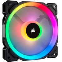 Corsair Fan LL120 RGB LED PWM Single Pack
