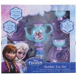 Bańki mydlane z zestawem do herbaty Frozen - Kraina Lodu
