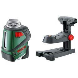 Laser płaszczyznowy PLL 360 Bosch Set + statyw