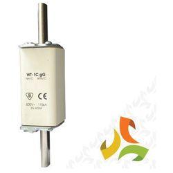 Wkładka topikowa zwłoczna gg WT-1C 35A, bezpiecznik przemysłowy ETI