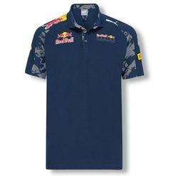 Koszulka polo męska Teamline Infiniti Red Bull Racing 2016