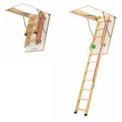 Schody strychowe FAKRO LWL Lux