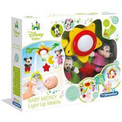 Karuzela CLEMENTONI z pozytywką Disney Baby Mickey C14374 + DARMOWY TRANSPORT!