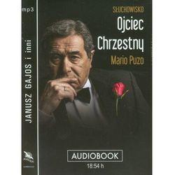 Ojciec Chrzestny. Słuchowisko audio 3CD MP3 - Mario Puzo