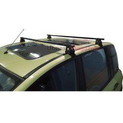 Bagażnik dachowy Fiat Multipla od 1999 Mont Blanc Supra 096