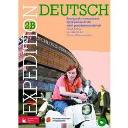 Expedition Deutsch 2B Podręcznik z ćwiczeniami + CD (opr. miękka)