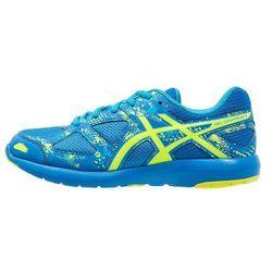 ASICS GELLIGHTPLAY 3 Obuwie do biegania Lekkość electric blue/safety yellow/island
