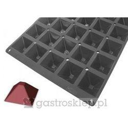 Mata silikonowa Moul'Flex Pro do ciastek - piramid | D-1705-60