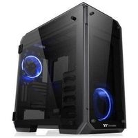 THERMALTAKE View 71 Riing Tempered Glass - Black CA-1I7-00F1WN-00