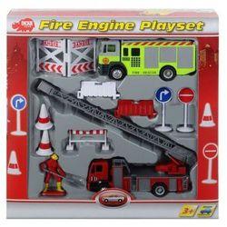 Dickie, zestaw samochodów Straży pożarnej