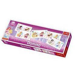 Gra - Domino Disney Księżniczki TREFL