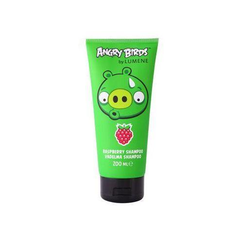 Lumene Angry Birds szampon bez parabenów + do każdego zamówienia upominek.