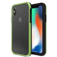 Lifeproof Slam - wstrząsoodporna obudowa do iPhone X/Xs (night flash)