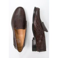 Paul Smith Shoes LENNOX Półbuty wsuwane testa di moro/matisse lux