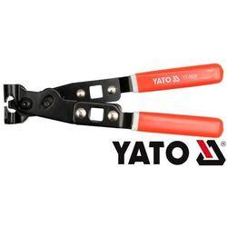 YATO Szczypce do opasek zaciskowych osłony przegubu (YT-0606)