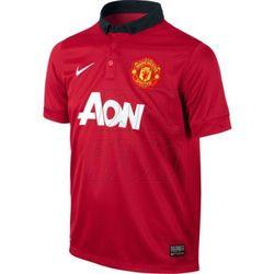 Koszulka piłkarska Nike Repl Manchester United Junior 532849-624
