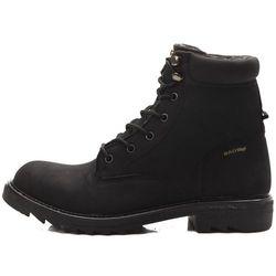 f14314df3c86f GAS buty za kostkę męskie 43 czarny - BEZPŁATNY ODBIÓR: WROCŁAW!