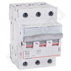 Legrand Rozłącznik izolacyjny FR303 40A 004347