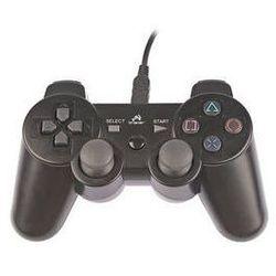 Gamepad Tracer Shogun dla PC/PS2, USB (TRAJOY34010)