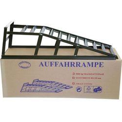 Rampa najazdowa, udźwig 2 t, szerokość max. 225 mm, 83 x 30 x 21 cm, atest TUV/GS, para