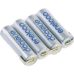 Pakiet akumulatorów NiMH SanyoZLF, 4,8 V, 2000 mAh, zestaw, 4 szt.