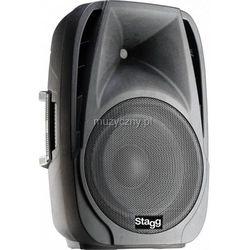 Stagg PMS 12D kolumna głośnikowa aktywna 12″ + 1,35″, 400W, USB / SD / Bluetooth Płacąc przelewem przesyłka gratis!