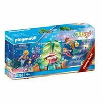 Playmobil Zestaw z figurkami Magic 70368 Koralowy salon syrenek