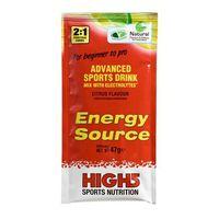 High5 Energy Source Napój fitness cytrynowe 47 g z elektrolitami