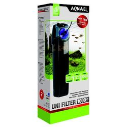 AQUA EL Unifilter 750 UV - filtr wewnętrzny do akwarium o poj. 200-300l