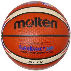 MOLTEN PIŁKA KOSZYKOWA EUROBASKET 2015 - ATEST FIBA B7GLX-E5F