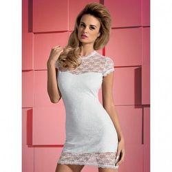 Dressita sukienka i stringi białe S/M