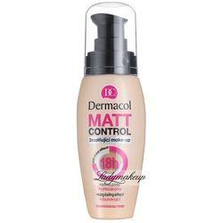 Dermacol - MATT CONTROL - Długotrwały podkład matujący - 3