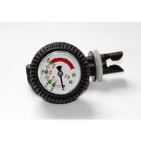 Inflatable boat pressure gauge, thermometer for pvc boat,kayak,to test air pressure,with valve connector