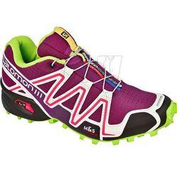Buty biegowe Salomon Speedcross 3 W L37930200